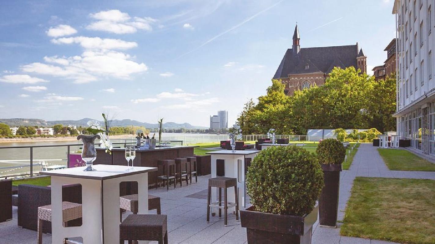 Ameron parkhotel euskirchen allemagne eifel for Design hotel eifel euskirchen