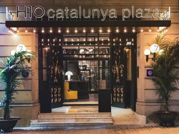 Hôtel H10 Catalunya Plaza Boutique ***