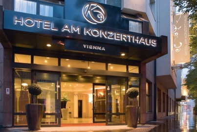 Hôtel am Konzerthaus ****