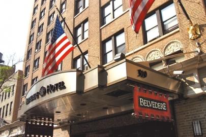 Hôtel The Belvedere ***