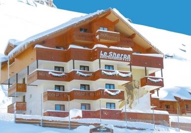 Hotel Le Sherpa ***