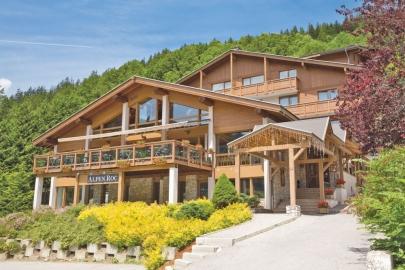 Hotel Alpen Roc***