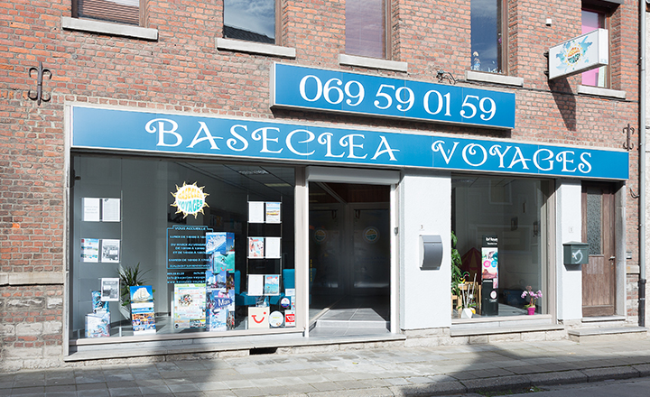 Agence Baseclea voyages