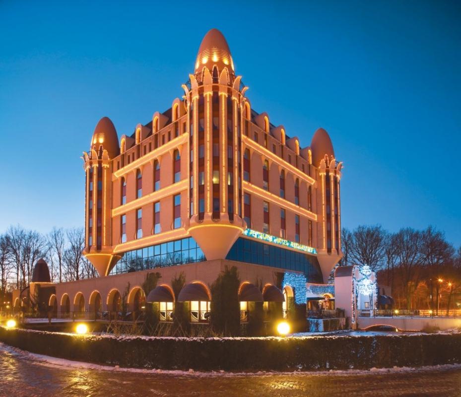 Efteling Hotel       Pays