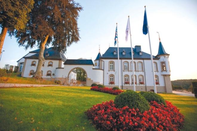 Château d'Urspelt ****