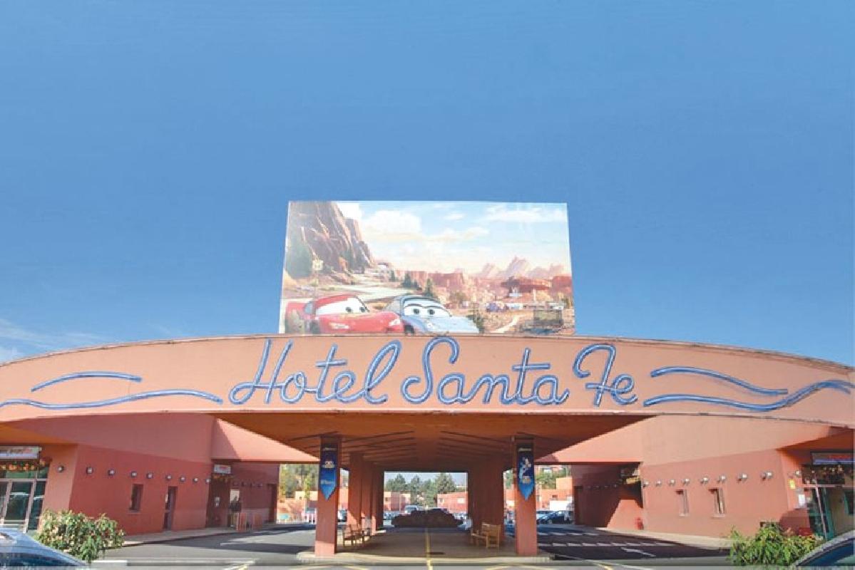 nudist hotel santa fe