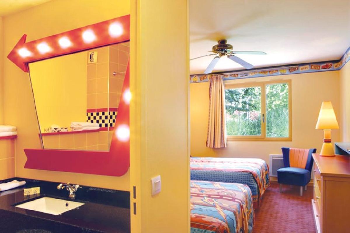 disney 39 s hotel santa fe france paris marne la vall e. Black Bedroom Furniture Sets. Home Design Ideas