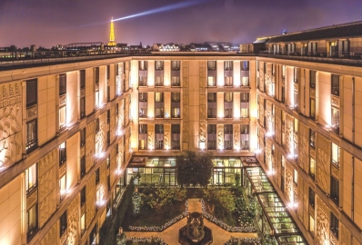 L'Hôtel du Collectionneur *****