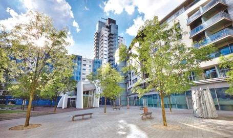 Marlin Apartments Empire Square London Bridge