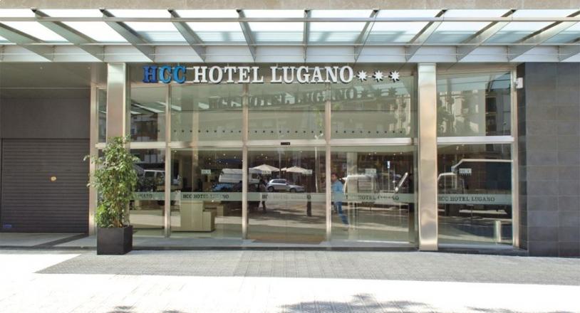Hôtel HCC Lugano ***