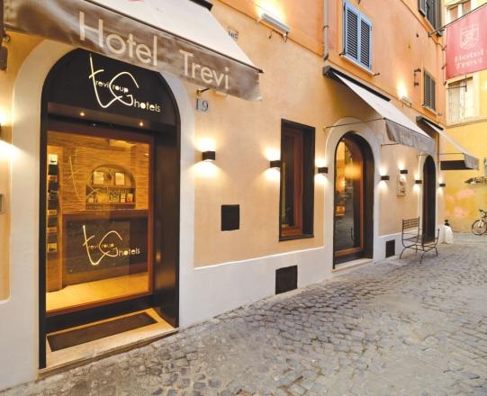 Hôtel Trevi ***