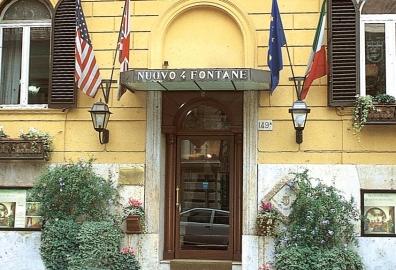 Hôtel Quattro Fontane ***