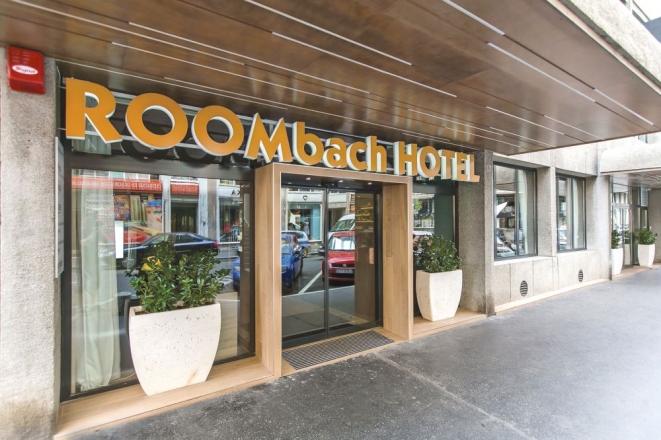 Hôtel Roombach ***