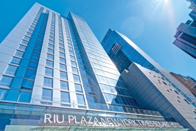 Hotel Riu Plaza New York Times Square ****