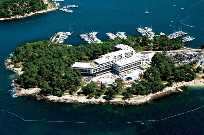 Hôtel Laguna Parentium ****