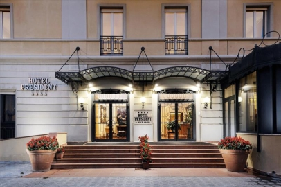 Hôtel President ****