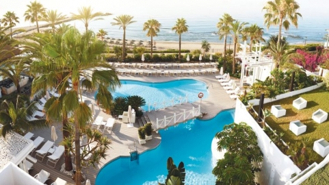 Puente Romano Beach Resort & Spa Marbella  *****