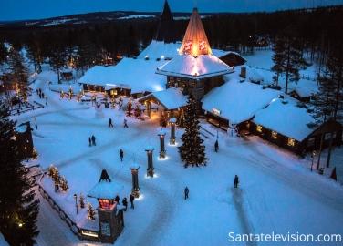 Noël à Rovaniemi