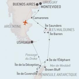 L'Antarctique Historique