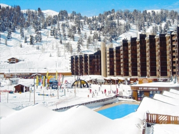 Locations à Plagne Bellecôte