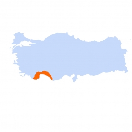 Riviera Turque (Antalya)