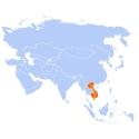 Viêtnam, Laos, Cambodge
